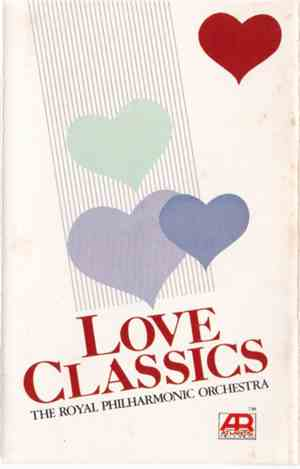 The Royal Philharmonic Orchestra - Love Classics
