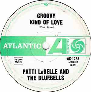 Patti LaBelle And The Bluebells - Over The Rainbow / Groovy Kind Of Love