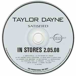 Taylor Dayne - Satisfied