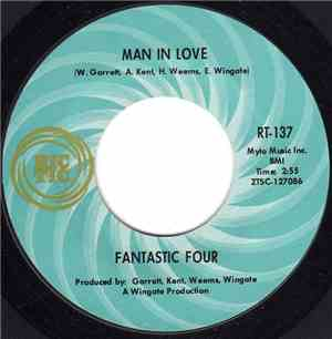 Fantastic Four - Man In Love / No Love Like Your Love