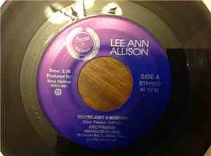 Lee Ann Allison - You're Just A Memory
