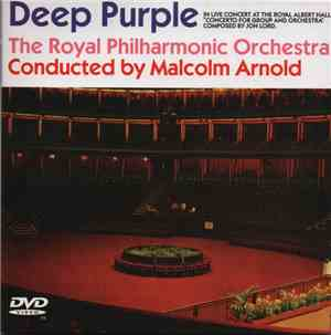 Deep Purple, The Royal Philharmonic Orchestra, Malcolm Arnold - Concerto Fo ...