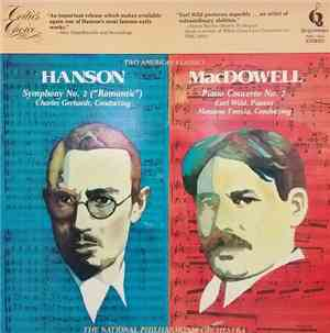 Howard Hanson, Edward MacDowell, Earl Wild, National Philharmonic Orchestra ...