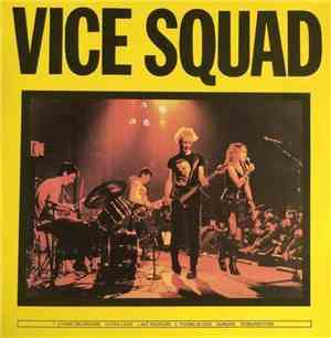 Vice Squad - Last Rockers / Resurrection