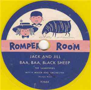 The Sandpipers , Mitch Miller And Orchestra - Jack And Jill