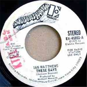 Ian Matthews - These Days