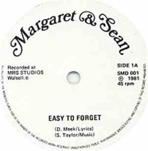 Margaret And Sean - Easy To Forget