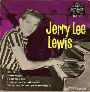 Jerry Lee Lewis - Jerry Lee Lewis No.3
