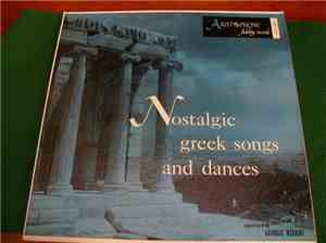George Mirros - Nostalgic Greek Songs And Dances
