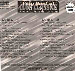 Various - Very Best Of Club Classics Volumes 1-5
