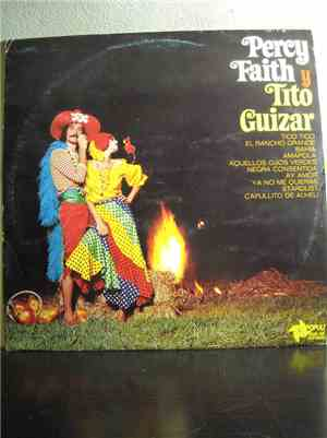 Percy Faith, Tito Guizar - Percy Faith y Tito Guizar