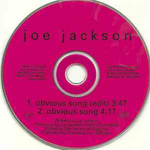 Joe Jackson - Obvious Song