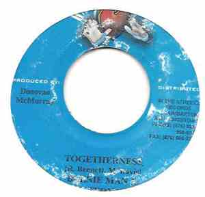 Beenie Man & Determine - Togetherness/ Evil Con Evil
